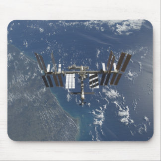 International Space Station in orbit 3 Mouse Pad