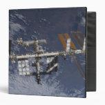International Space Station in orbit Binders