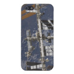 International Space Station in orbit iPhone 5 Cover