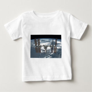 International Space Station ISS, Endeavour 2011 Baby T-Shirt