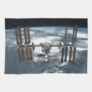 International Space Station ISS, Endeavour 2011 Hand Towels
