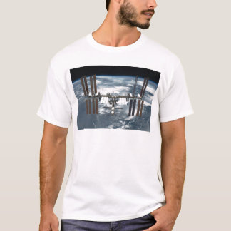 International Space Station ISS, Endeavour 2011 T-Shirt