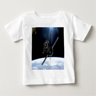 international space station iss nasa aerospace baby T-Shirt