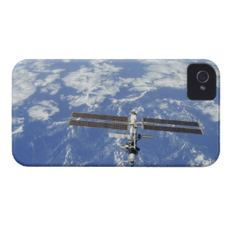 International Space Station orbiting Earth Case-Mate iPhone 4 Case