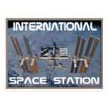 International Space Station Post Cards