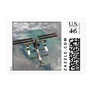 International Space Station Stamp