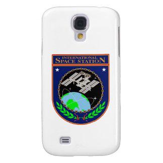 International Space Station Program Logo Samsung Galaxy S4 Case