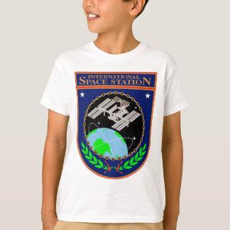 International Space Station Program Logo T-Shirt