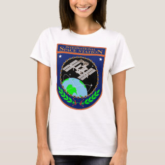 International Space Station Program Logo T-Shirt