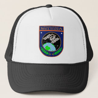 International Space Station Program Logo Trucker Hat
