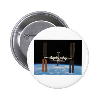 International Space Station -- Seen from Atlantis Button