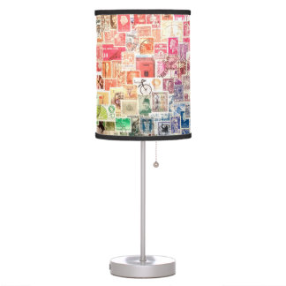 International Stamp Lamp