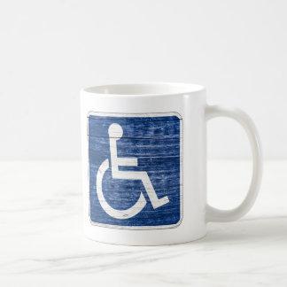 International Symbol of Access Coffee Mug