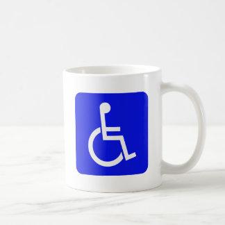International Symbol of Access Mug