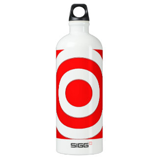 International Symbol of Peace Aluminum Water Bottle