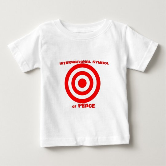 International Symbol of Peace Baby T-Shirt