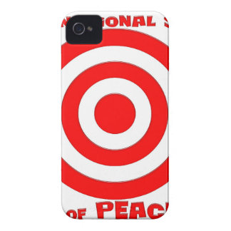 International Symbol of Peace iPhone 4 Case-Mate Case