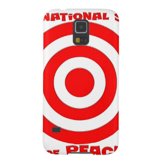 International Symbol of Peace Galaxy S5 Covers
