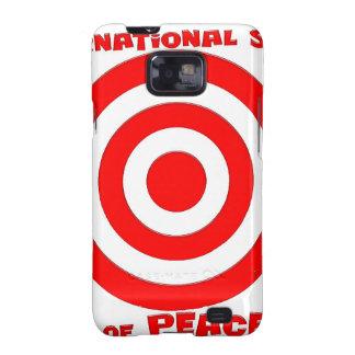 International Symbol of Peace Samsung Galaxy S2 Case