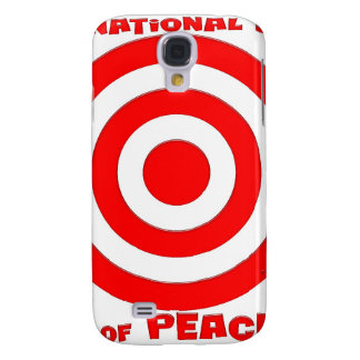 International Symbol of Peace Samsung Galaxy S4 Cover