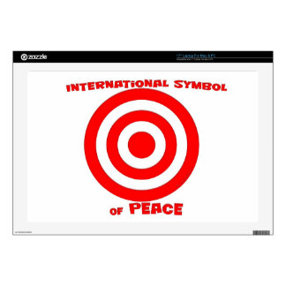 International Symbol of Peace Decals For Laptops