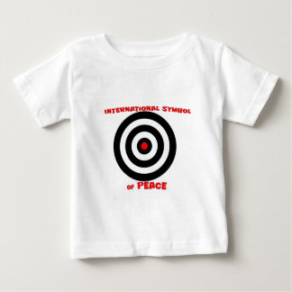 International Symbol of peace - Peace On Earth Baby T-Shirt