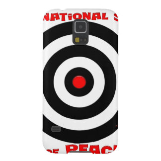 International Symbol of peace - Peace On Earth Cases For Galaxy S5