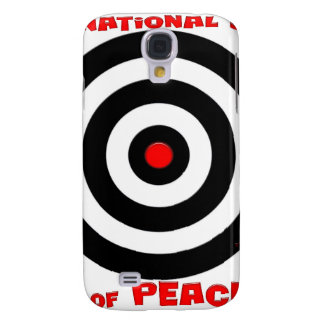 International Symbol of peace - Peace On Earth Galaxy S4 Cases