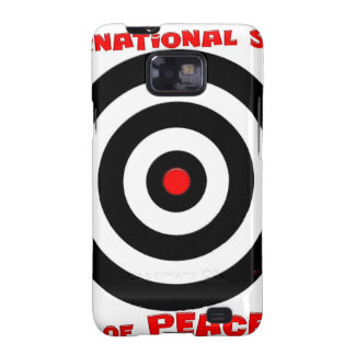 International Symbol of peace - Peace On Earth Samsung Galaxy SII Cases