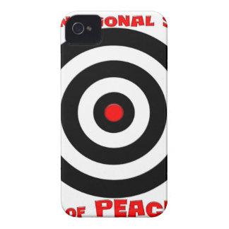 International Symbol of peace - Peace On Earth iPhone 4 Case-Mate Case