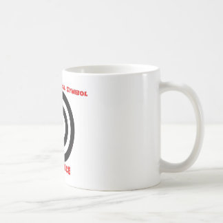International Symbol of peace - Peace On Earth Coffee Mug