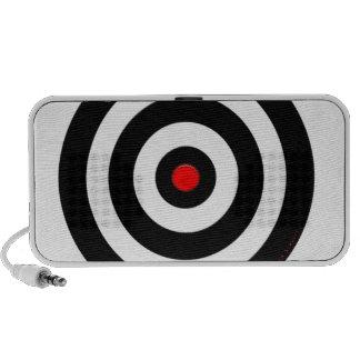International Symbol of peace - Peace On Earth Portable Speakers