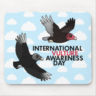 International Vulture Awareness Day Mouse Pad