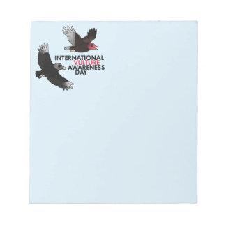 International Vulture Awareness Day Notepad