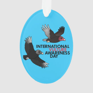 International Vulture Awareness Day Ornament