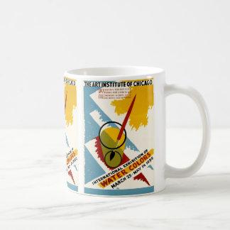 International Water Color Exhibition Coffee Mug