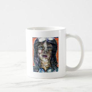 International Woman of Mystery Coffee Mugs