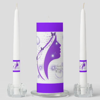 International Women's Day Candle Set