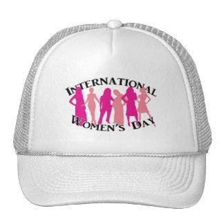 International Women's Day Trucker Hats