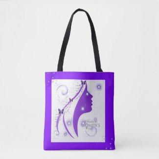 International Women's Day Tote Bag