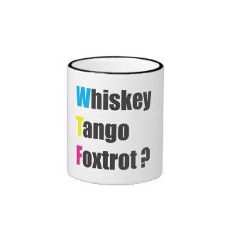 International wtf ringer mug