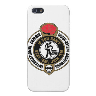 International Zombie Brain-Eaters Anonymous Cover For iPhone SE/5/5s