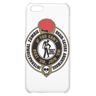 International Zombie Brain-Eaters Anonymous iPhone 5C Case