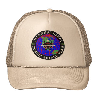International Zombie Sniper Team Hat