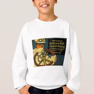 Internationale Automobil-Ausftellung 1911 Sweatshirt