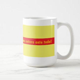 Internationalism mug