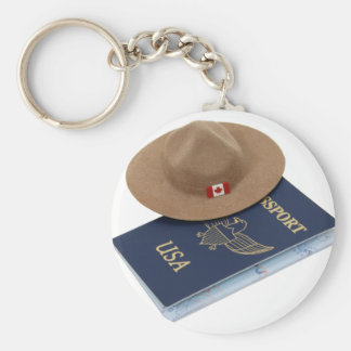 InternationalTravels053009 Keychain
