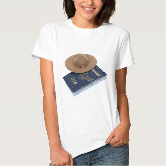 InternationalTravels053009 T-shirts