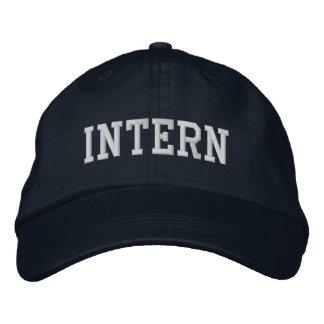Interne el gorra de béisbol/el casquillo bordados gorra de béisbol bordada