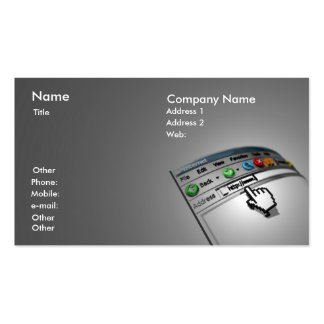 Internet Business Card